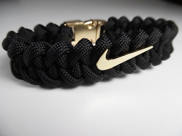 Nike Swoosh Paracord Bracelet