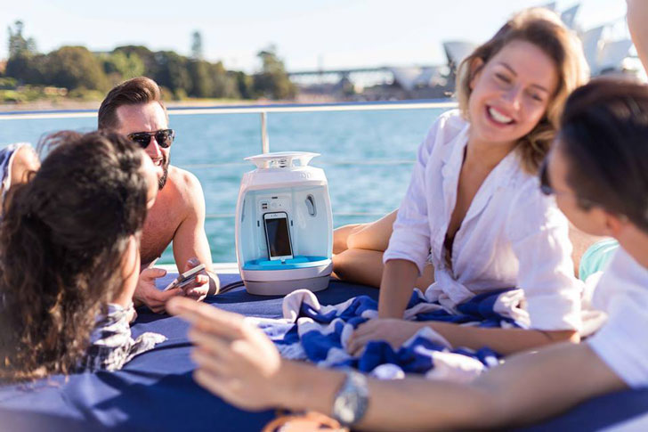 OZEPOD Outdoor Bluetooth Speaker System