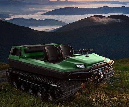 Personal tank