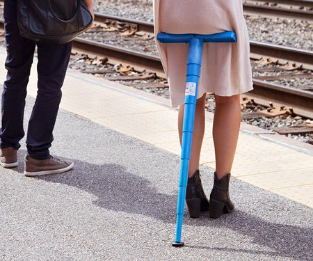 Portable Telescopic Seat