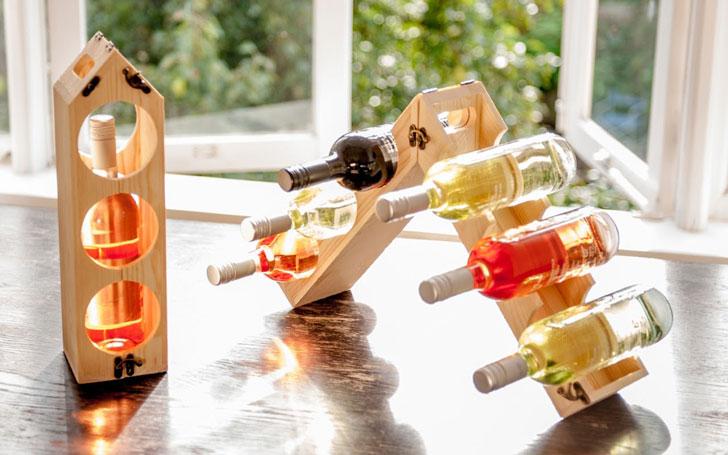 Rackpack Convertible Wine Rack