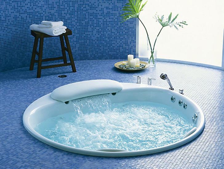 Riverbath Whirlpool Bathtub