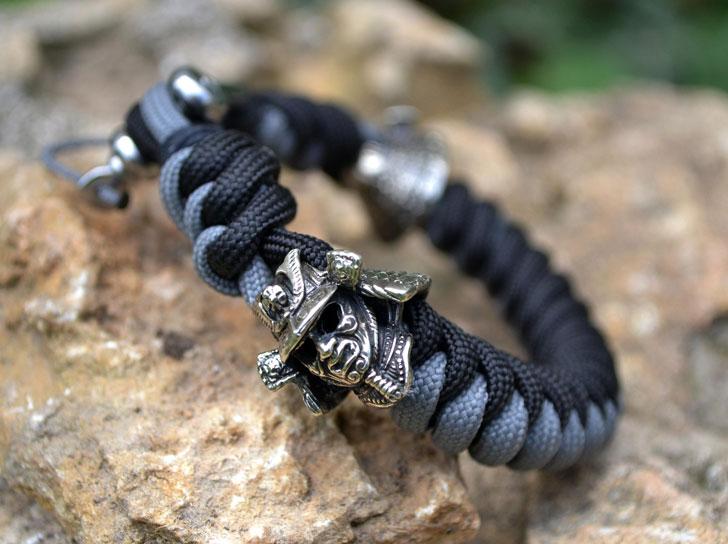 Samurai Paracord Bracelet