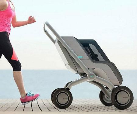 Self-Driving Smart Stroller