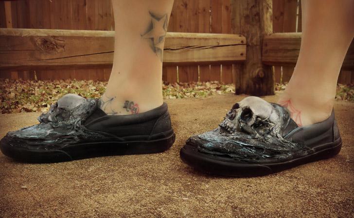 "Skull ""Crypt"" Flats"