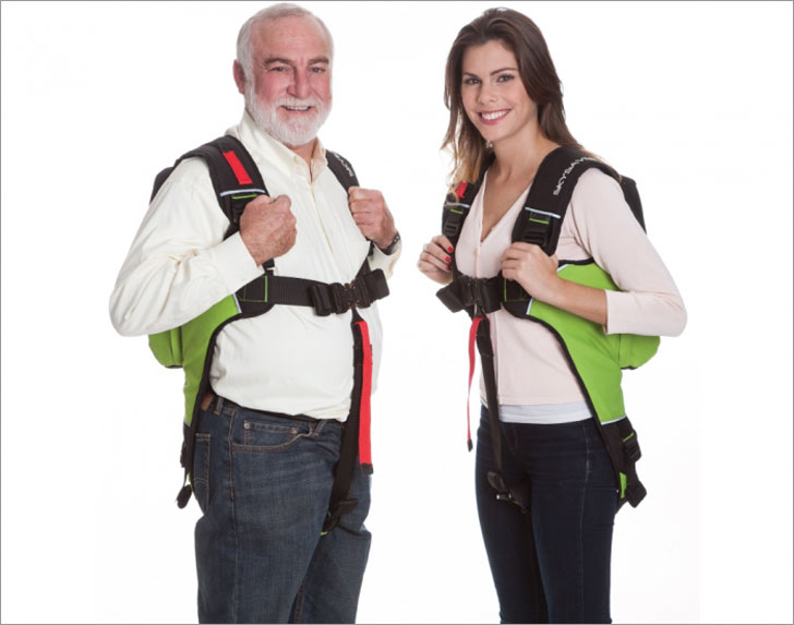 Skysaver Self-Rescue Backpack
