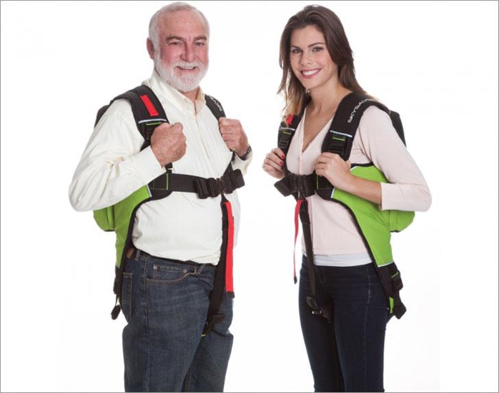 Skysaver Self-Rescue Backpack
