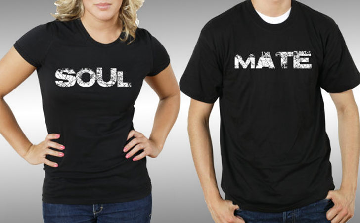 Soul Mate T-Shirts - Anniversary Gifts For Parents