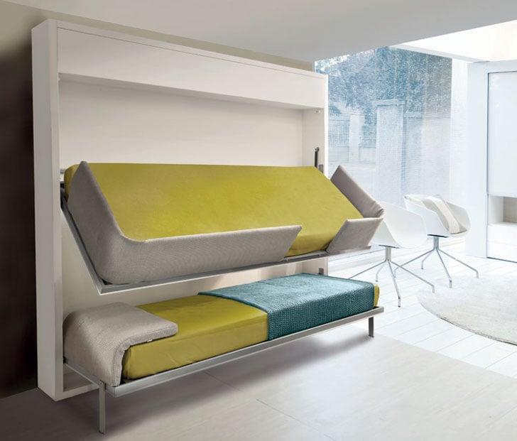 Space Saving Transforming Furniture
