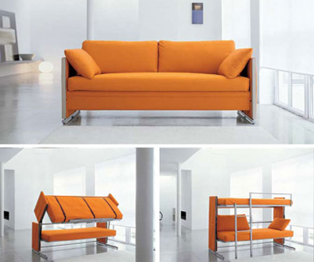 Superbe Space Saving Transforming Furniture