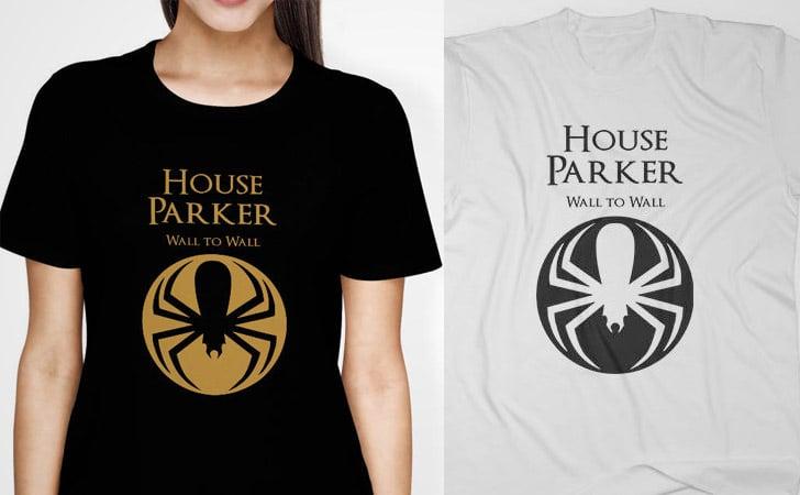 Spiderman House Parker