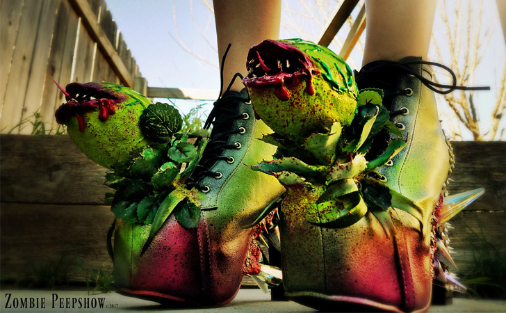 03a3e587474 50 Crazy Weird Shoes That Are Bizarre! - Awesome Stuff 365