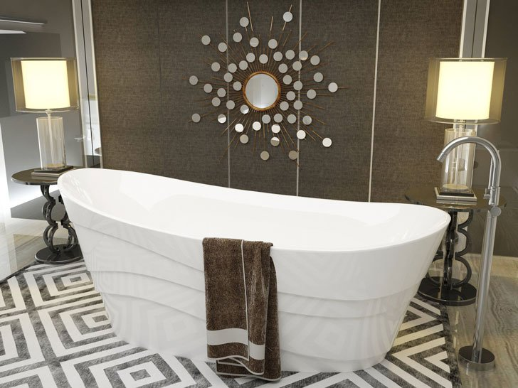 Stratus Freestanding Bathtub