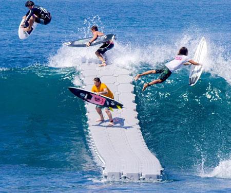Surf Dock