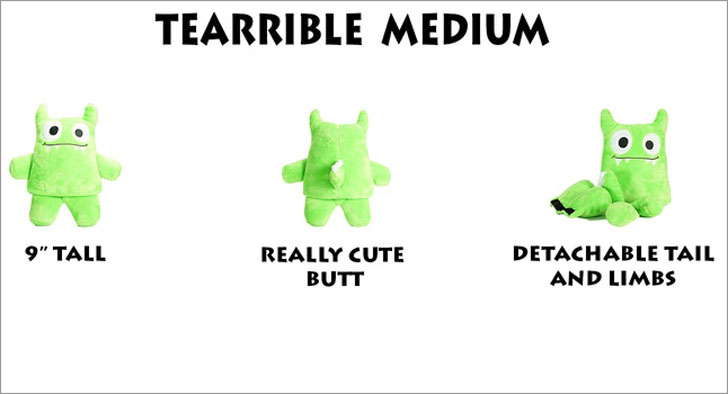 Tearribles: Indestructible Dog Toy