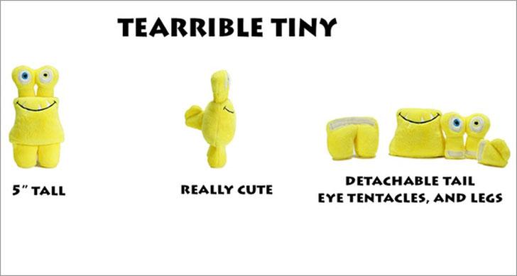 Tearribles: Indestructible Dog Toy