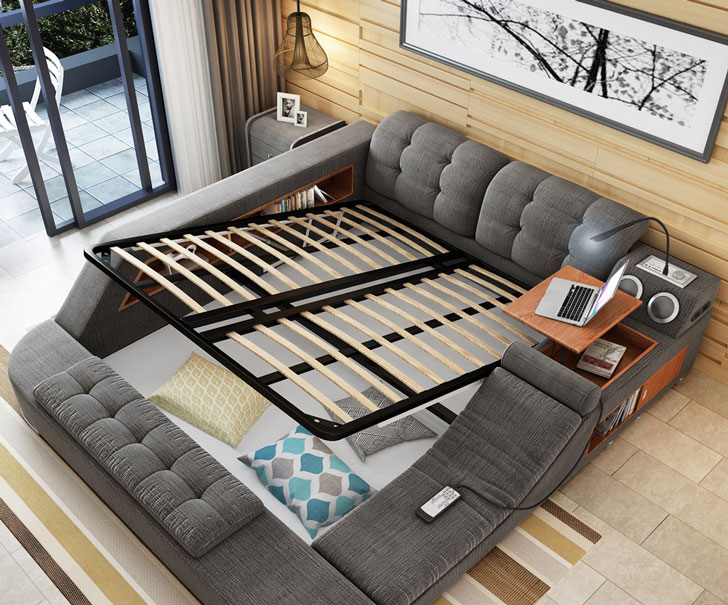 The Best Bed Ever