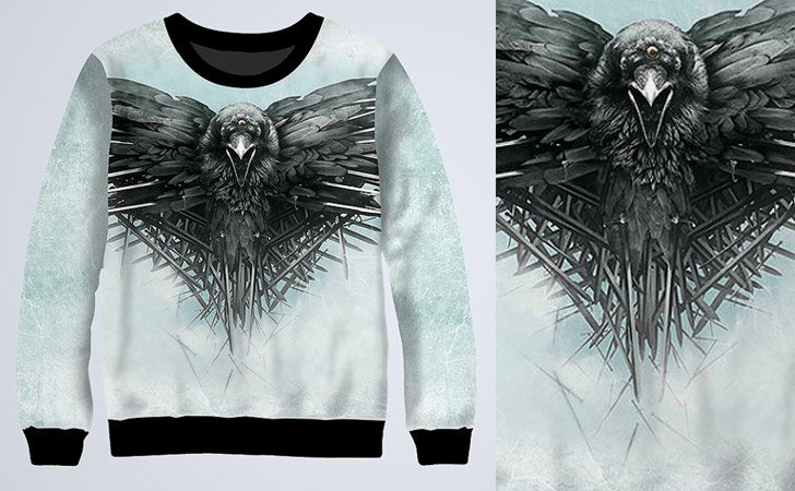 The Three Eyed Raven Sweatshirt