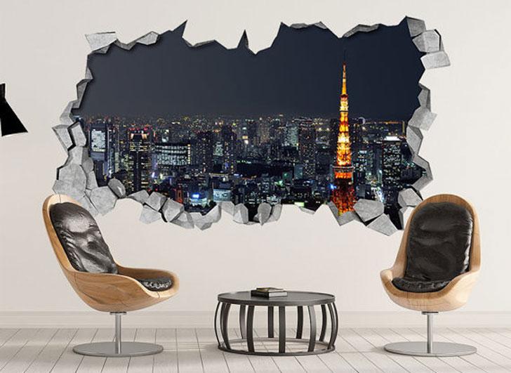 Tokyo Wall Art