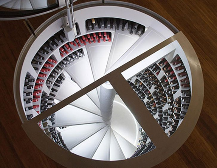 Trapdoor Spiral Wine Cellars