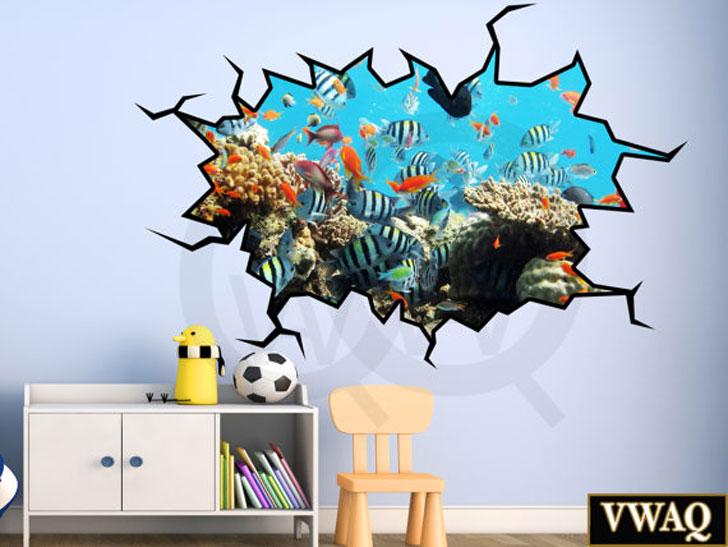 Tropical Underwater Scene