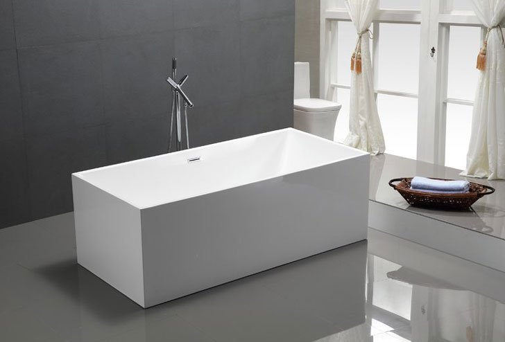 Vanity Art Freestanding Bathtub