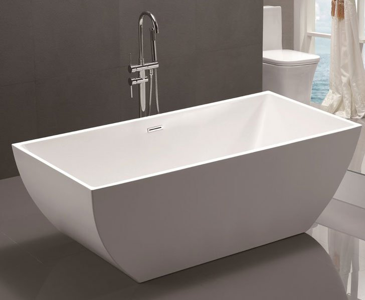 Vanity Art Freestanding Bathtub