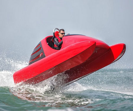 WoKart Personal Watercraft
