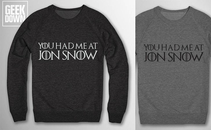 You Had Me At Snow Sweaters