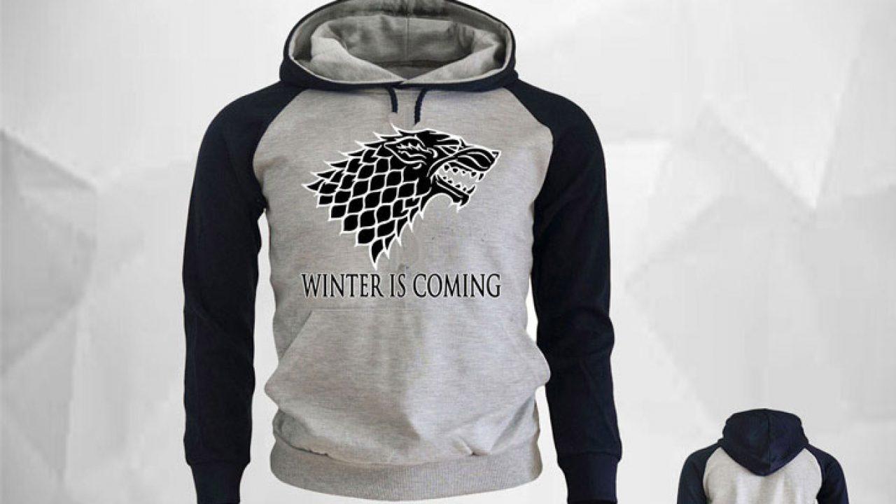 50 Unique Game Of Thrones Hoodies Sweatshirts For Fans [ 720 x 1280 Pixel ]