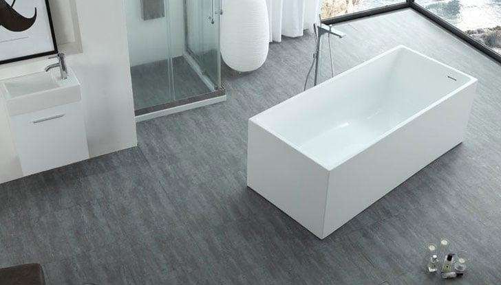 ompeii Modern Bathtub