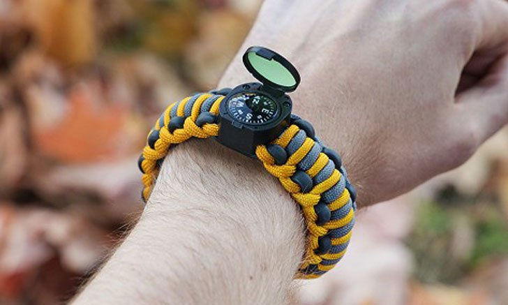 40 Best Paracord Bracelets Survival