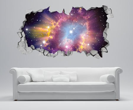 3D Wall Decals