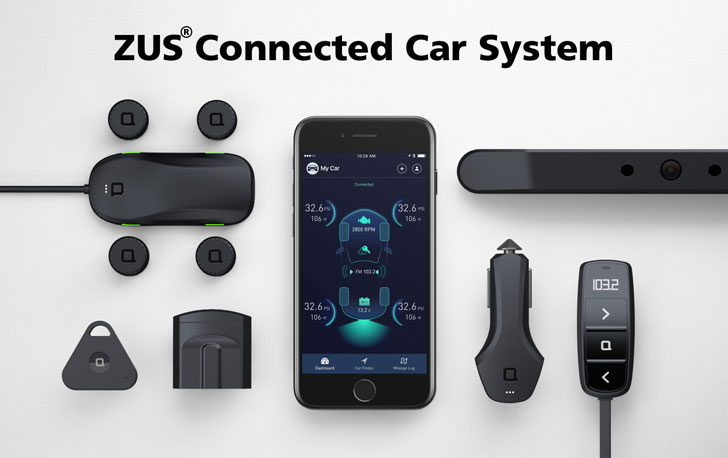 Advanced Connected Car System