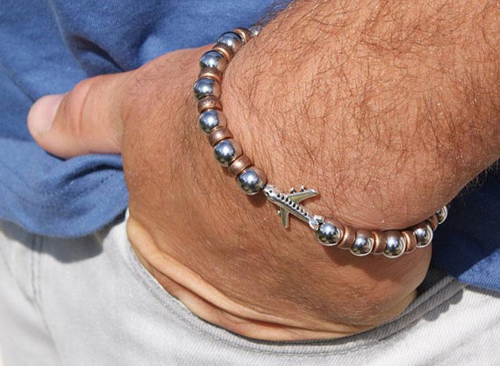 Beaded Travel Bracelet
