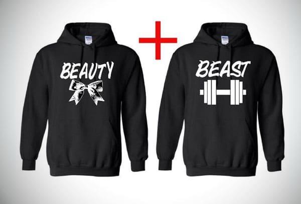 Beauty-Beast-Hoodies
