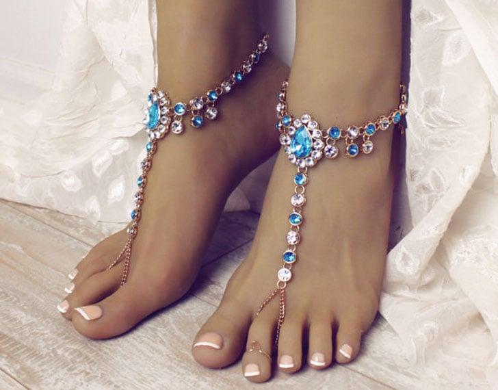 Belize Barefoot Sandals