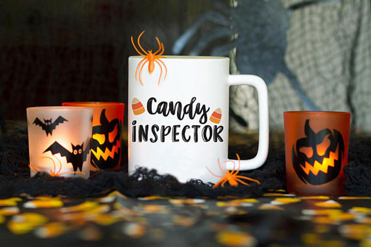 Candy Inspector Mug