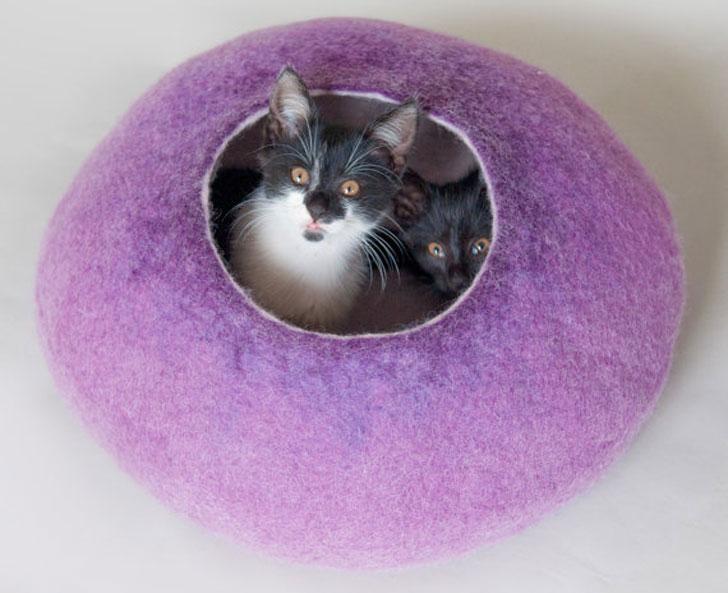 Cat Nap Cocoon Beds