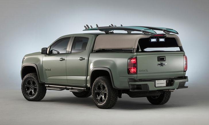 Chevrolet Colorado Pickup Surf Truck