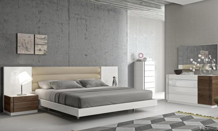 Cretys Modern Platform Beds - cool beds