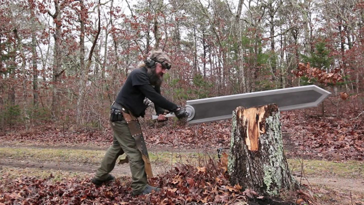 Games Where You Can Craft Custom Swords