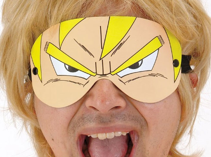Dragonball Z Sleeping Mask