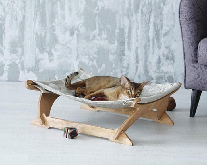 Ergonomic Cat Hammock Bed