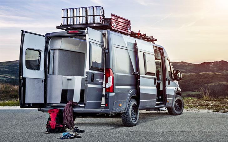 Fiat Ducato 4x4 Expedition Camper