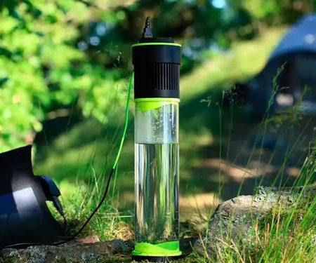 Fontus Self-Filling Water Bottles