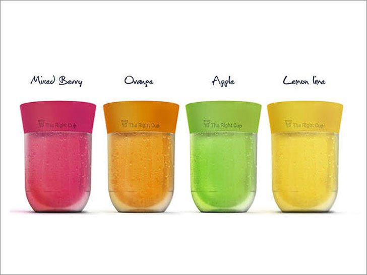 Fruit Favored Cups