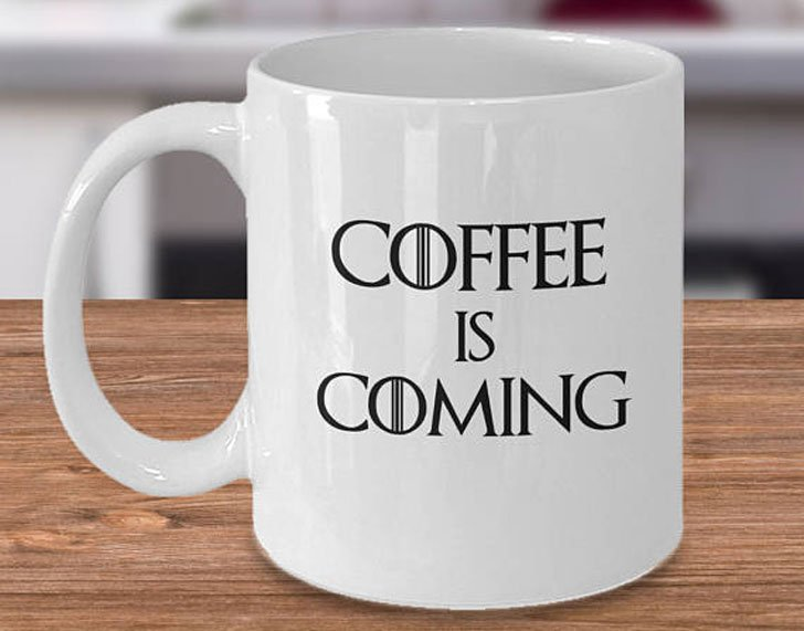 50+ Funny Coffee Mugs and Novelty Cups You Can Buy Today!
