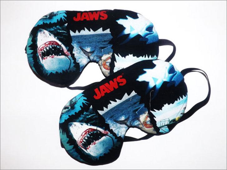 Jaws Sleeping Mask
