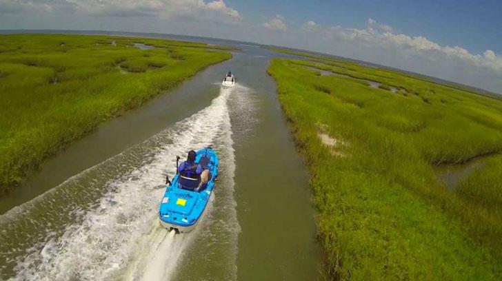 Jet Powered Fishing Kayaks